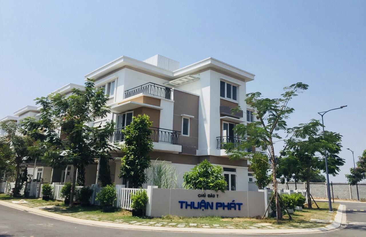 Nhà phố Lovera Khang Điền Bình Chánh Phong Phú 4
