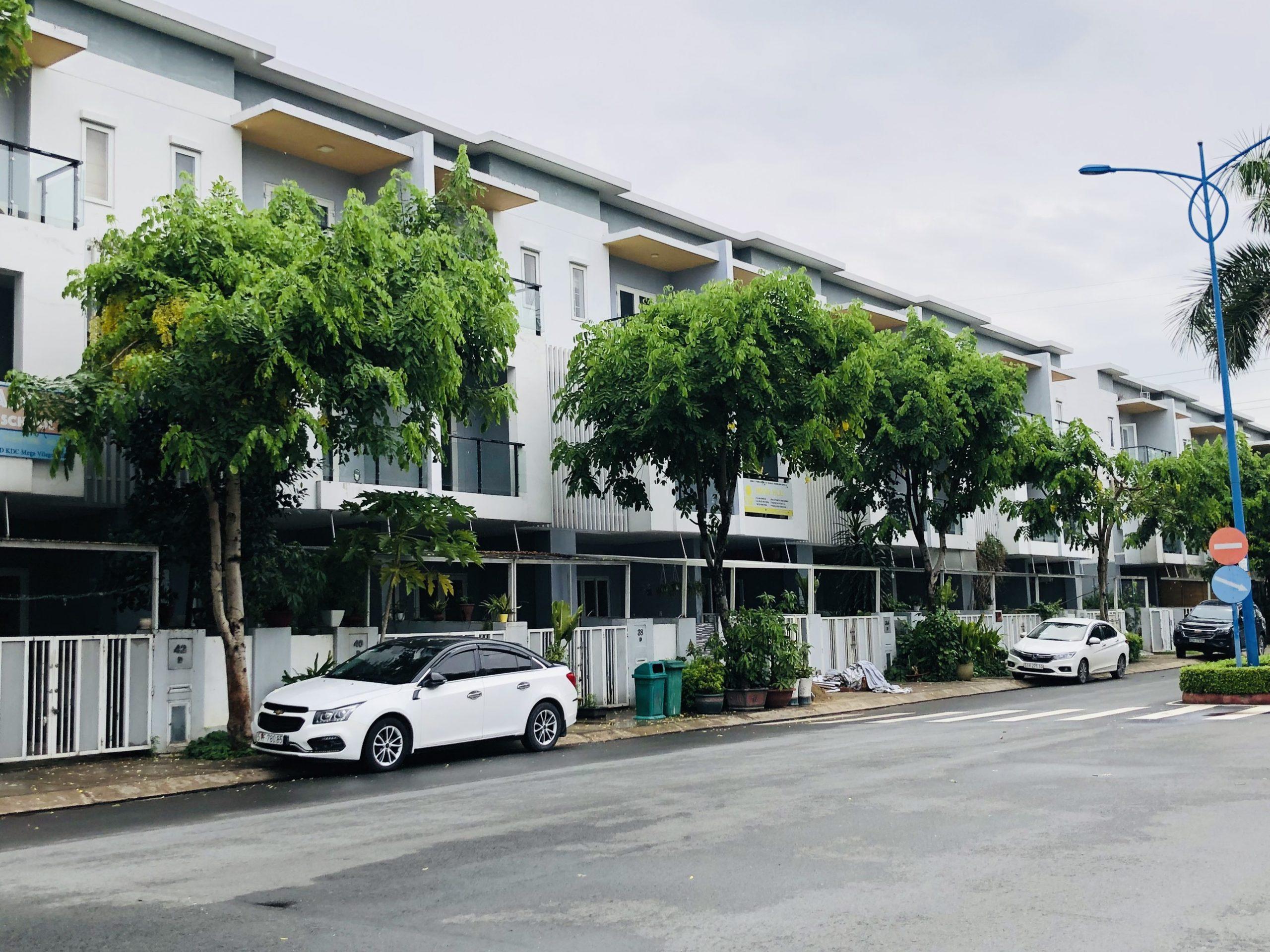 Dự án nhà phố Mega Village Khang Điền Quận 9