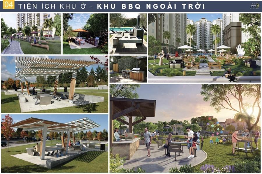Tiện ích nội khu căn hộ Moonlight Centre Hưng Thịnh Bình Tân
